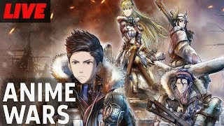 Going To War With Our Anime Boys and Girls In Valkyria Chronicles 4