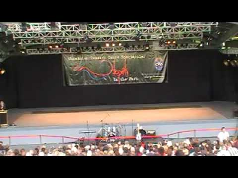 Hopak in the Park 2012-Melbourne Australia-Opening speeches and amazing dance routines.3