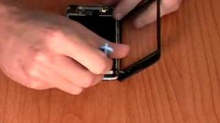 iPod Touch 2G Digitizer Screen How-to Repair Video