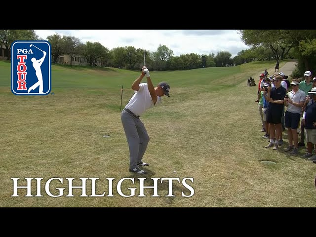 Justin Thomas' Highlights | Round of 16 and Quarterfinals | Dell Match Play