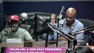The Cast of Drumline 2 Talk Battle of the Bands - Big Tigger Show