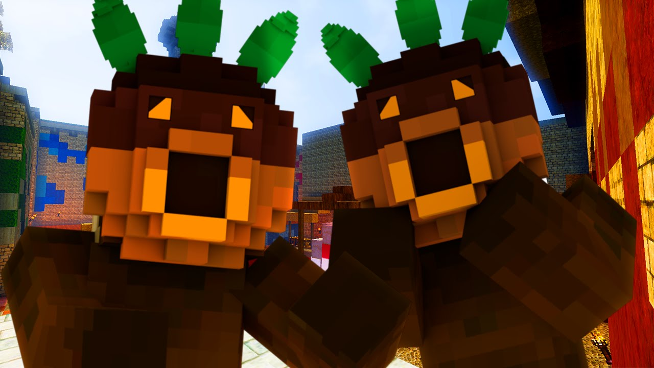 Download Legend of Zelda Majoras Mask - DEKU SCRUB! (Minecraft Roleplay) #3