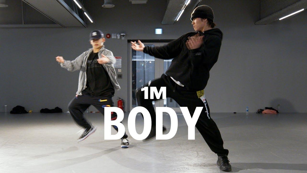 Summer Walker - Body / Youngbeen Joo Choreography