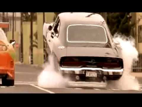 Nickelback - Too bad (The Fast and The Furious)