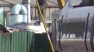 E351系S2編成クハE351-1302解体 長野総合車両センター