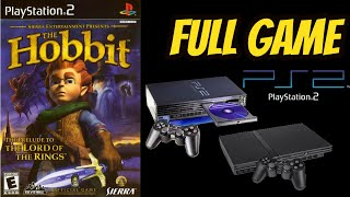 The Hobbit 100% ALL SECRETS Walkthrough Gameplay (PS2) NO COMMENTARY