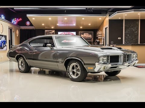 1971 Oldsmobile 442 | Classic Cars for Sale Michigan: Muscle