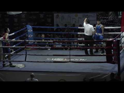 Enrique Ballester vs James David Ayala