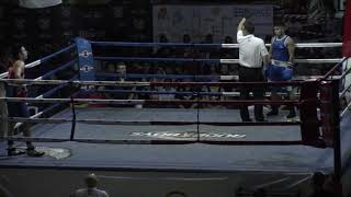 Enrique Ballester vs James David Ayala