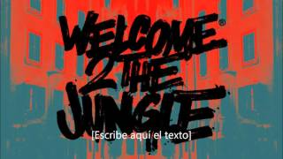 Danno, Morbo, Keso e Mouri. Beatbox Alien Dee. Welcome 2 The Jungle Freestyle.