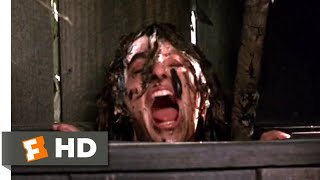 Sleepaway Camp 2: Unhappy Campers (1988) - Ally Gets Flushed Scene (6/10) | Movieclips