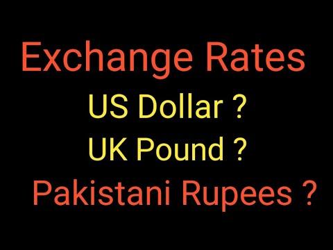 Currency Rates Today Pakistan|07 02 2020|US Dollar Saudi Riyal UAE Dirham To Pkr|Urdu Hindi