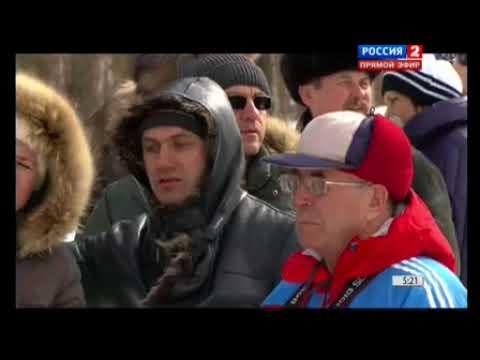 Биатлон. Открытый Кубок России 2013. Мега-масс-старт, мужчины