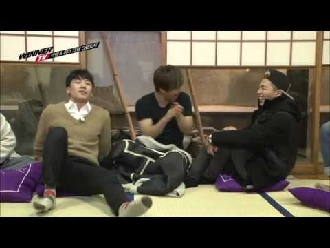 [ENG SUB] Seungri Imitate YG in WINNER TV