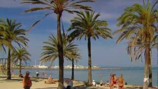 Majorca El Arenal Beach [HD]