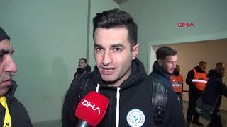 Sivasspor - Çaykur Rizespor maçının ardından