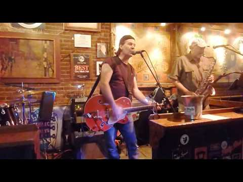 What I Say/Wipe Out by Baltimore Rockabilly @ Cat's Eye Pub, Baltimore 5/26/15