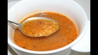 Mis gibi ezogelin çorbasi yapimi çok kolay