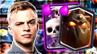 Clash Royale - LAVA SKARMY...? New Ladder Deck