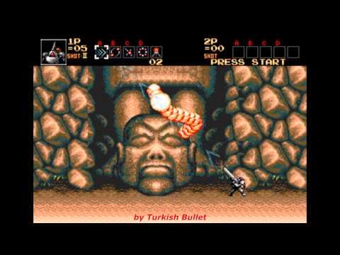 Contra: Hard Corps (Sega Genesis) - (Longplay - Browny)
