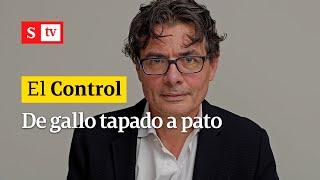 El Control a Alejandro Gaviria, ¿candidato presidencial?