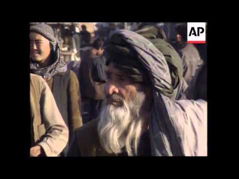 AFGHANISTAN: KABUL: TALIBAN FORCES CONTINUE TO GAIN GROUND