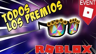 Como conseguir las GAFAS Sunflower Sunglasses | Evento Summer Tournament ROBLOX | TDW2:Burst