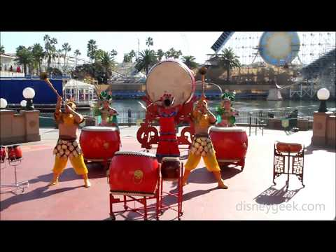 DCA: Lunar New Year 2018 - GuGu Drum Group