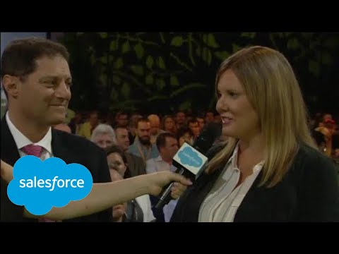 Pre-Show Interview with Paul Risk and Michelle Daniels - Salesforce World Tour Chicago