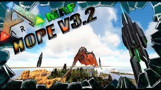 ARK: Survival Evolved карта Hope V3.2 (моды в Арк Сурвайвал)