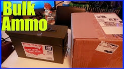 Unboxing 1000 Rounds of Bulk Ammo 9mm & 45ACP