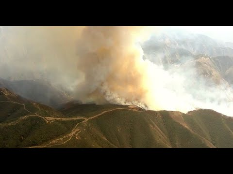 Silverado fire evacuation areas, road/school closures, shelters