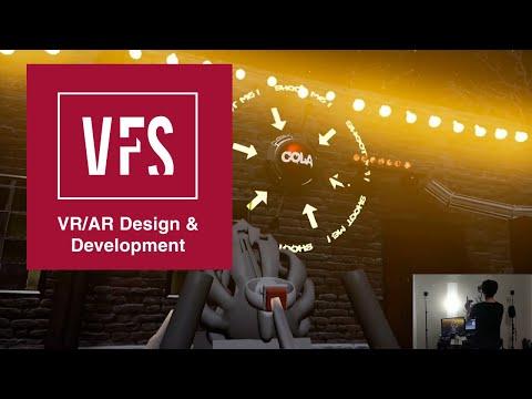 VR Cola - Vancouver Film School (VFS)
