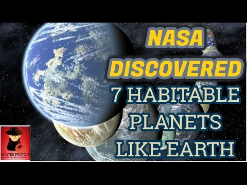 Nasa Discovered 7 Habitable Planets Like Earth | Hindi ...