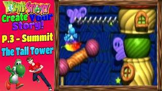 Yoshi ' s Story Erstellen Sie Ihre Geschichte - S. 3 - Gipfel (Der Hohe Turm)