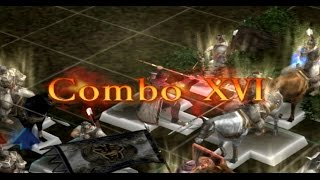 Dynasty Tactics 2: My first and last 16 Tactics Combo