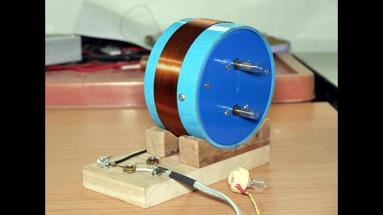 Crystal Radio, Capacitive Tuning (Update with Annotations Available!)