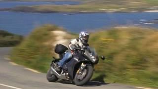 ESSAI HONDA CBR 600 F EN IRLANDE ( contenu officiel Moto Journal )