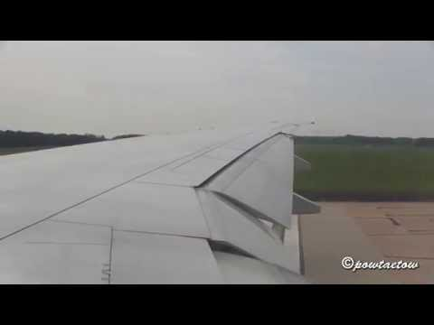 Ethiopian Airlines 777 Takeoff Washington-Dulles