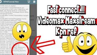 Telkomsel Vudeomax/Maxstream Bangkit via Kpn ref,all TKP work 100%