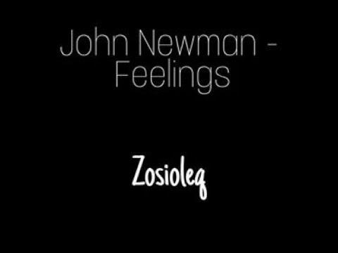 John Newman - Feelings (karaoke) Mp3