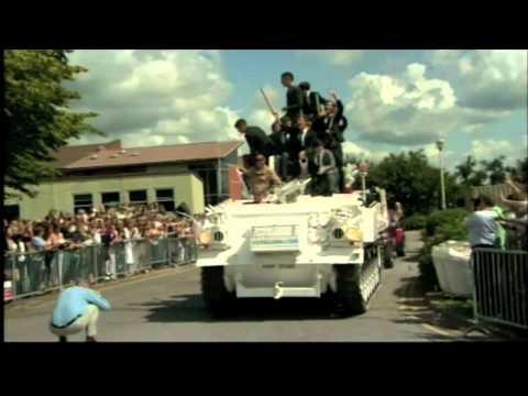 Norton Hill School Leavers Day Tank