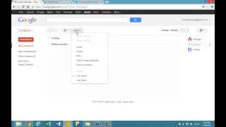 Video Gmail for Beginners - Live at the Park Ridge Library (7-16-2013) download MP3, 3GP, MP4, WEBM, AVI, FLV Agustus 2018
