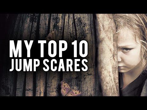 My Top 10 Movie Jump Scares