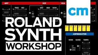 Roland Juno emulation with TAL-U-NO-LX V2