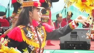Tari ANGGUK Pripih SRI PANGLARAS Dance - Angguk Putri Kesurupan Kulon Progo DOLALAK [HD]