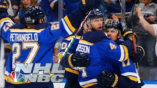 NHL Stanley Cup Playoffs 2019: Jets vs. Blues | Game 6 Highlights | NBC Sports