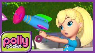 Polly Pocket full episodes | Best invention ever - shrinking | Girls Movie | Kids Movie