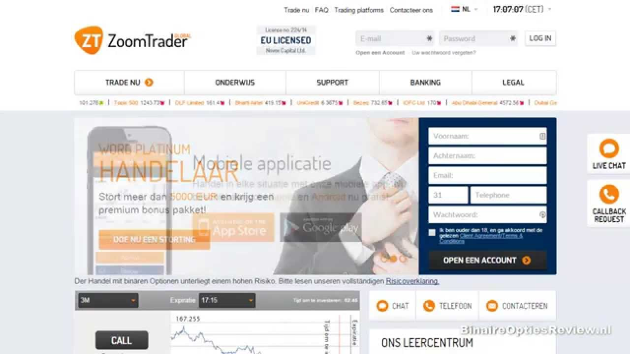 Binary options ni apa itu