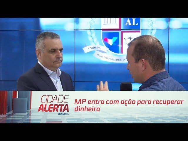 MP entra com ação para recuperar dinheiro pago à instituições irregulares - 13/08/2019